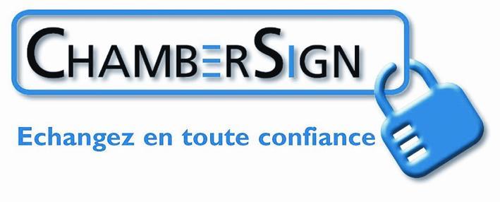 Logo chambersign