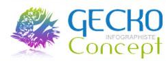 Gecko-Concept - Logo